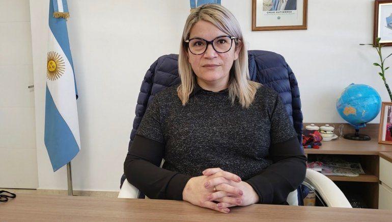 La intendenta de Rincón de los Sauces apoyó el pedido de vacunas para petroleros