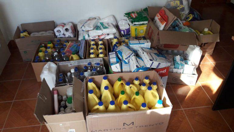 Un jardín de infantes movilizado para ayudar al hospital de Zapala