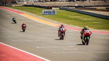 El Superbike Argentino podría conocer a sus campeones en San Nicolás