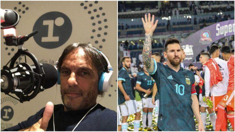 La sospecha sobre Messi que obsesiona a Gustavo López