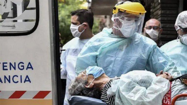 COVID: 495 muertos y 15.631 casos en las últimas 24 horas