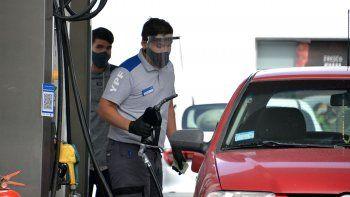 Desde el primer minuto de hoy, aumenta el precio de las naftas