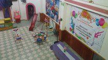 la otra pandemia: salon de eventos infantiles cerro despues de 15 anos