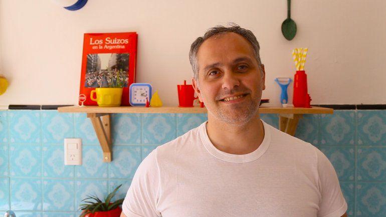 Mauricio Couly enseña cómo hacer el mejor dulce de leche