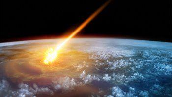 como fue el primer dia en la tierra tras el asteroide que acabo con los dinos