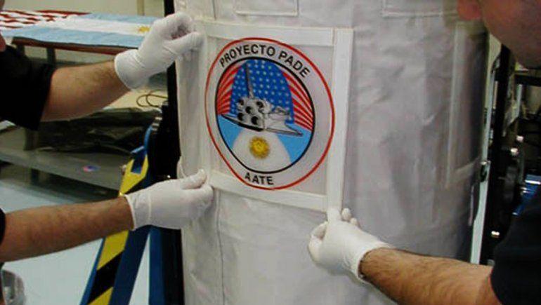El primer satélite que habló en español se hizo en Neuquén