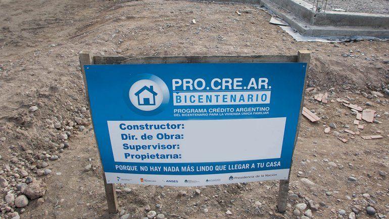 Procrear: piden que Provincia se sume con tierras y crédito