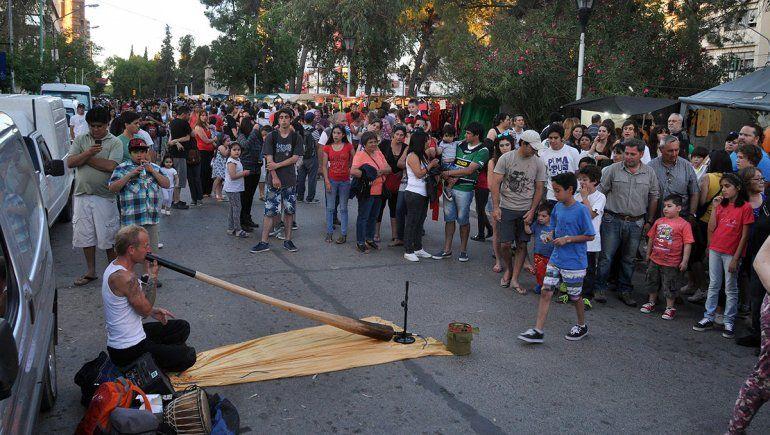 Una vez más, la Avenida Argentina será una peatonal