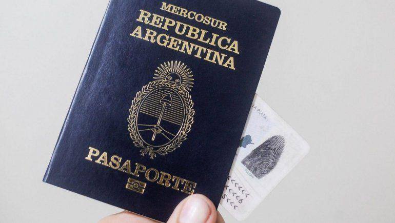 Tramitar el pasaporte a través de la Anses
