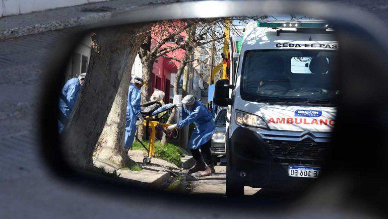El triste registro de febrero: seis muertes diarias por COVID