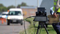 la muni ya prueba el radar de control de velocidades en la ciudad
