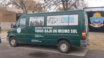 Causa Veteranos: hallan la camioneta robada a la Federación Nacional