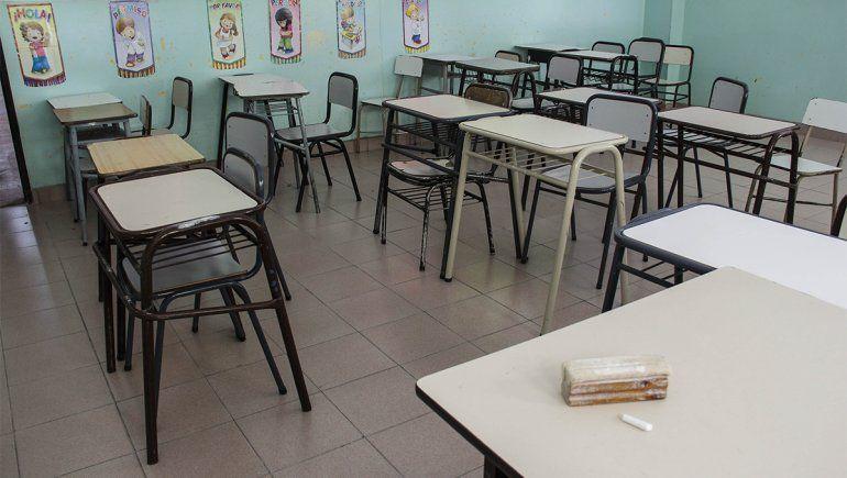 En Río Negro, las clases presenciales serán con 15 alumnos