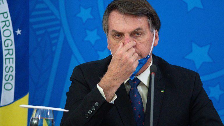 Bolsonaro ahora dice que nunca habló de gripecita