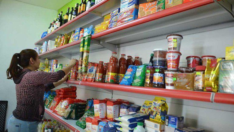 La inflación golpeó fuerte a los almacenes de barrio