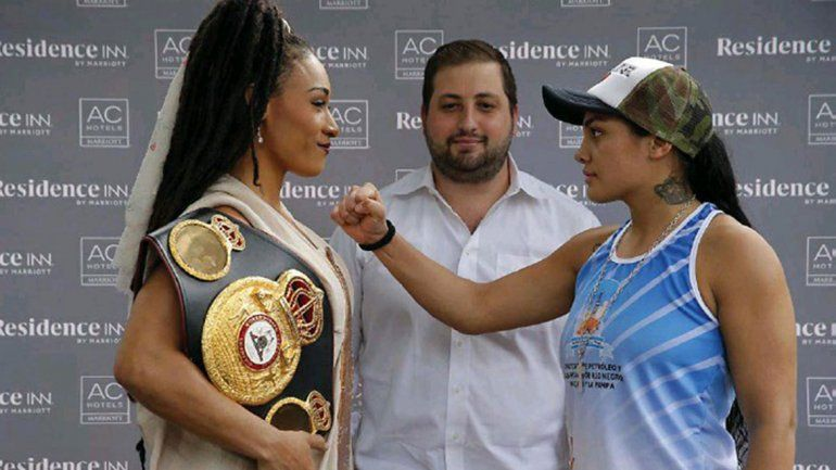 La Tina Vidal busca su consagración mundial ante Hanna Gabriels