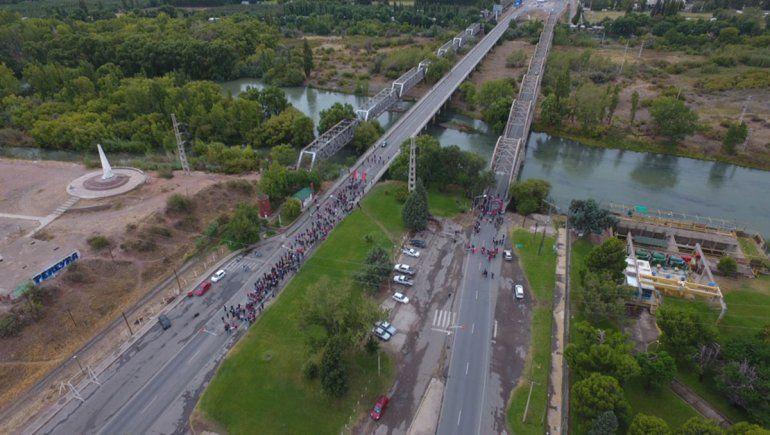 Los trabajadores de la Salud cortarán este miércoles los puentes carreteros
