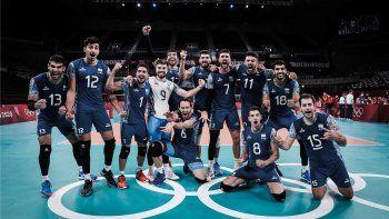Argentina arrasó con Estados Unidos y está en cuartos: el emotivo relato de Montesano y Hugo Conte