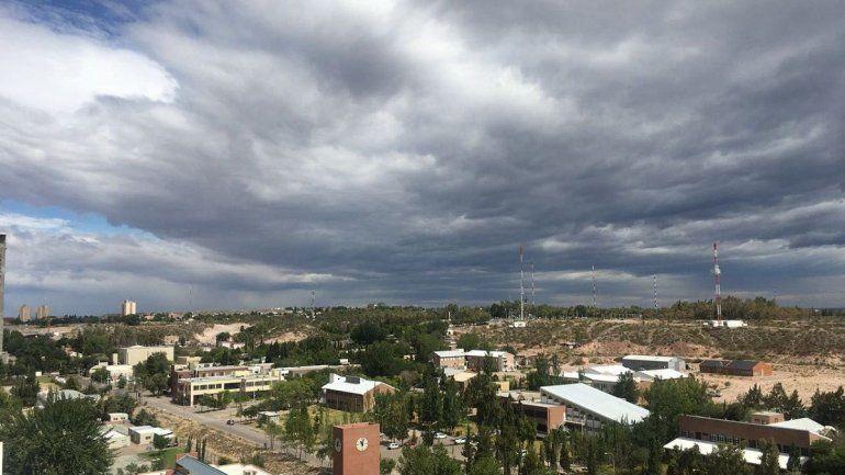 El tiempo en Neuquén: ¿llegan las lluvias?