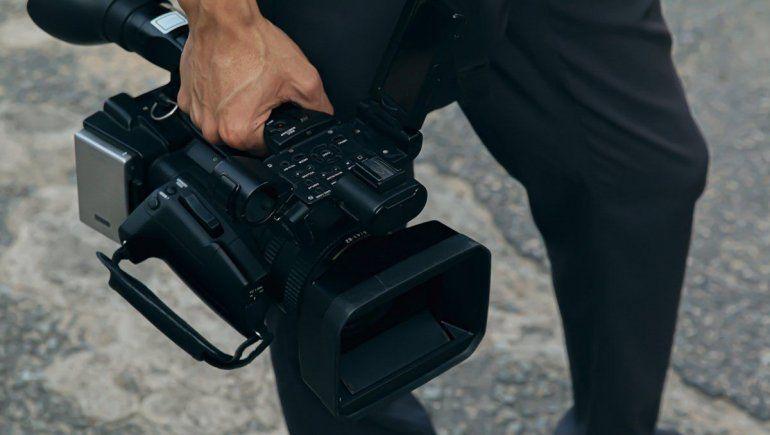 Chile: atacan a balazos a un equipo de la TV Pública