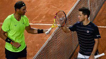 Schwartzman busca las semi de Roland Garros ante Nadal