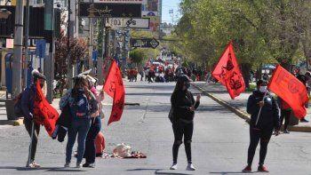 organizaciones suspenden el corte sobre la avenida argentina: ¿cuando vuelven?