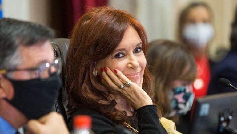 Un juez falló a favor de Cristina Kirchner | Foto: @cristinafkirchner (Vía Instagram)