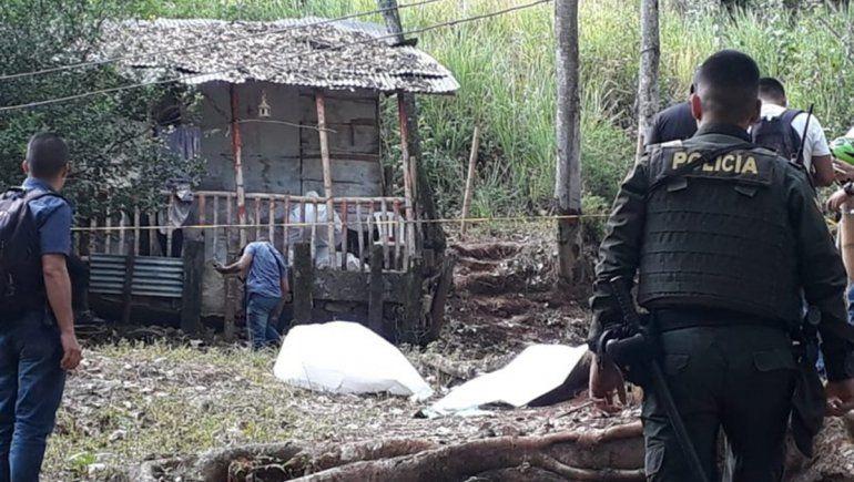 Masacre en Colombia: acribillaron a nueve personas en una finca
