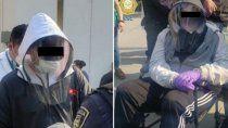 mexico: se disfrazan de ancianos para que les pongan la vacuna