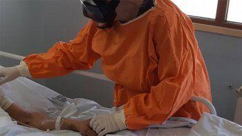 fue todo una pelicula de terror: el testimonio de una paciente que supero el coronavirus