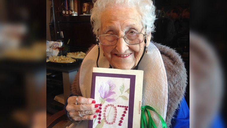 Los que viven más de 105 años cuentan con un secreto genético