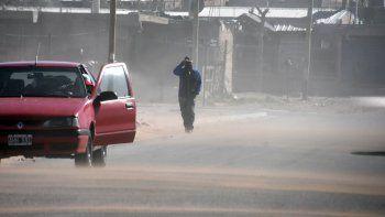 El tiempo en Neuquén: ¿siguen los vientos durante la semana?