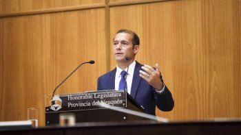 gutierrez hablara de 20 leyes clave en la apertura legislativa