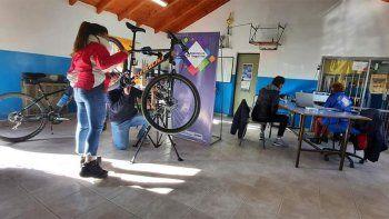 El registro de bicicletas irá a otros cuatro barrios