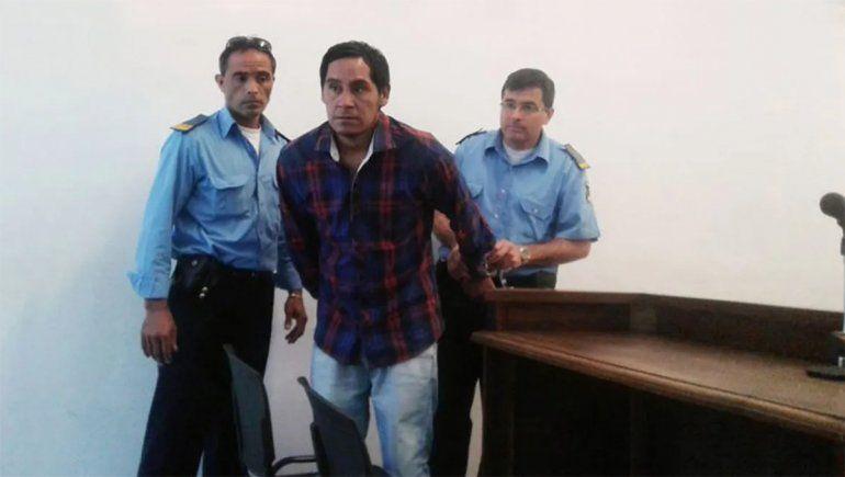 Asesino se cortó la tobillera y amenazó a testigo del crimen