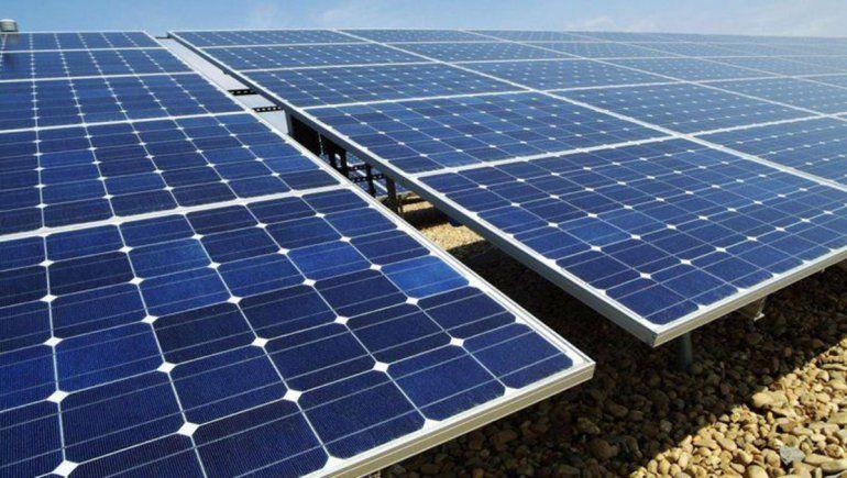 La Muni avanza con estudios para instalar un parque de energía solar