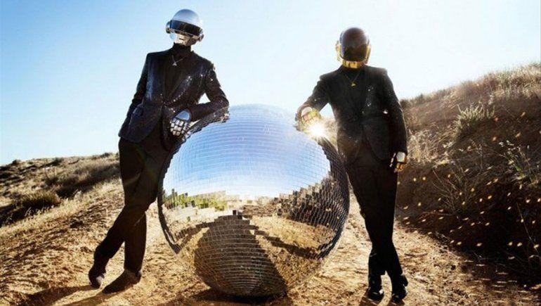 El fin de una era: el dúo francés Daft Punk anunció su separación