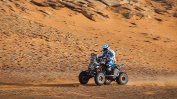 Manuel Andújar se convirtió en el cuarto argentino en ganar el Dakar en cuatriciclos