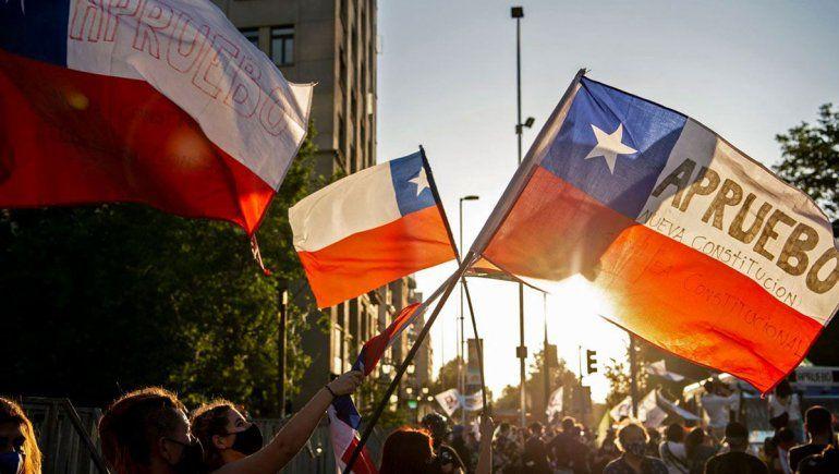 Chile elige hoy si quiere una nueva Constitución