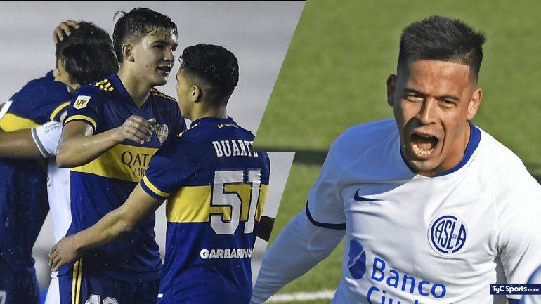 El clásico de la polémica: hora y TV de Boca-San Lorenzo