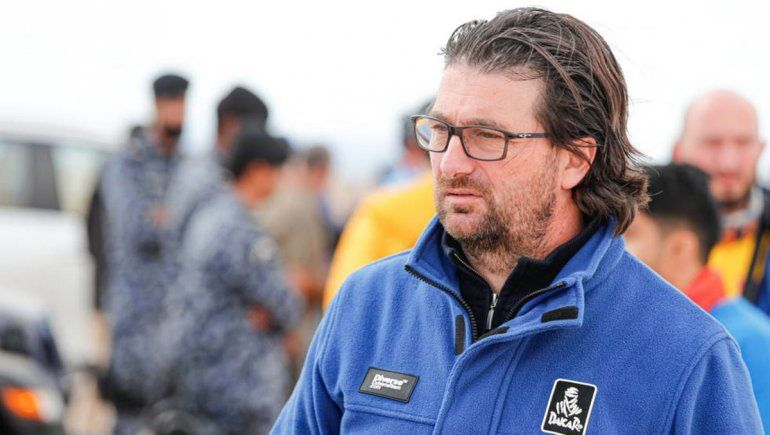 David Castera habló de lo que será la edición 2022 del Dakar en Arabia Saudita