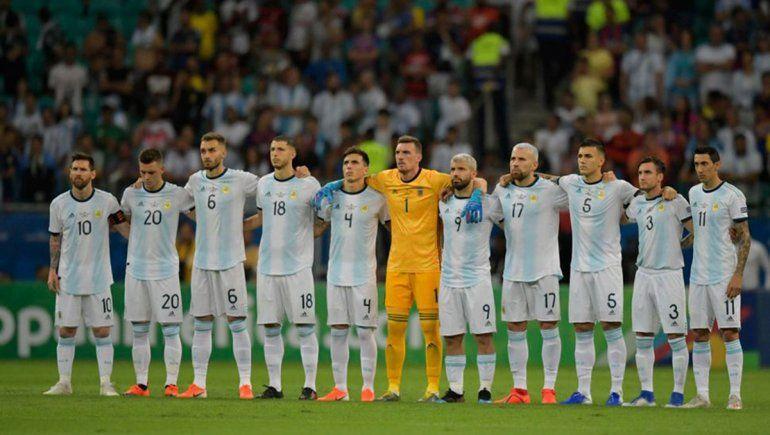 La Selección Argentina está lista para disputar la Copa América 2021