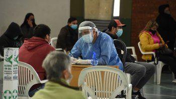Neuquén cerró el sábado con 443 casos y 4 muertos por COVID