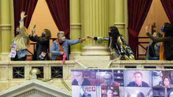 Media sanción al cupo trans: cómo votaron los diputados neuquinos