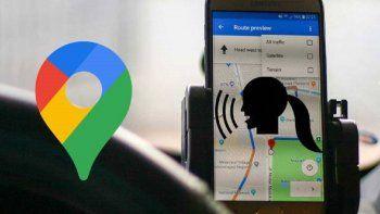 Google Maps ayuda a los usuarios a tener las mejores rutas