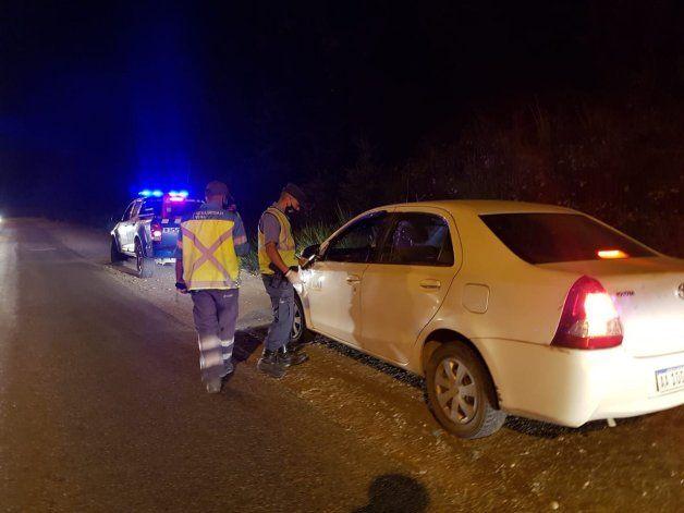 Atrapan a más de 50 conductores alcoholizados en La Angostura