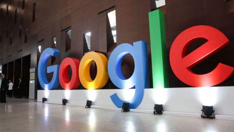 Estados Unidos acusó a Google por violar las leyes antimonopolio