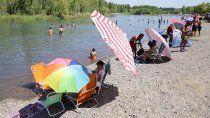 la ola de calor: el miercoles empieza fresco pero se esperan 35 grados