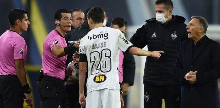 Russo estalló por el robo a Boca y disparó contra Nacho Fernández