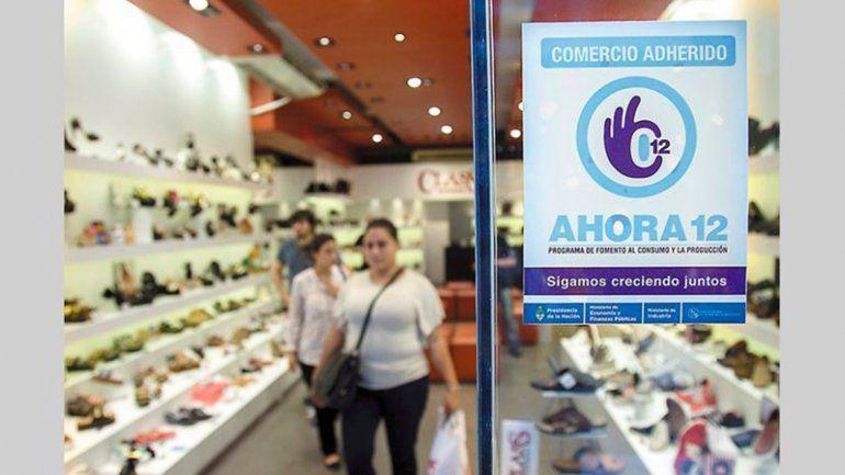 Macri relanzó el plan Ahora 12 con tasas de interés más bajas